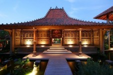 Joglo: The Traditional House of Central Java