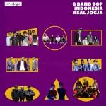 Ini Dia 8 Band Top Indonesia yang Berasal Jogja, Siapa Saja Mereka? Simak Artikel Berikut
