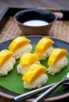 A Recipe To Make A Thai Mango Sticky Rice