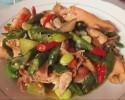 Resep Cumi Sambal Ijo ala Restoran Bintang Lima
