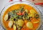 Resep Makanan Gulai Daun Singkong dan Jengkol yang Membuat Lidah Bergoyang