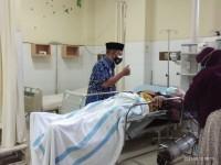 Sekretaris Umum MUI Jateng : Pasca Kecelakaan Ketum MUI Dirujuk ke RSI Surabaya