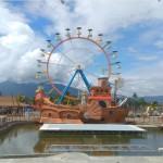Saloka Theme Park Menyajikan Wahana Seru