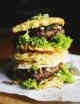 Resep Makanan Ramen Burger Lezat dan Mudah Untuk Dibuat di Rumah