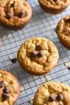 Resep Cemilan Rendah Kalori Banana Oat Muffin