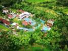 Cafless Waterpark Lombok  Bermain Air Dengan Nuansa Alam Pegunungan yang Indah