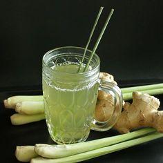 Resep Minuman Wedang Jahe Serai Untuk Menjaga Imun Tubuh