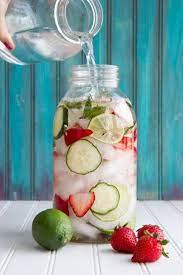 Tips Minuman Segar yang Bisa Membersihkan Tubuh